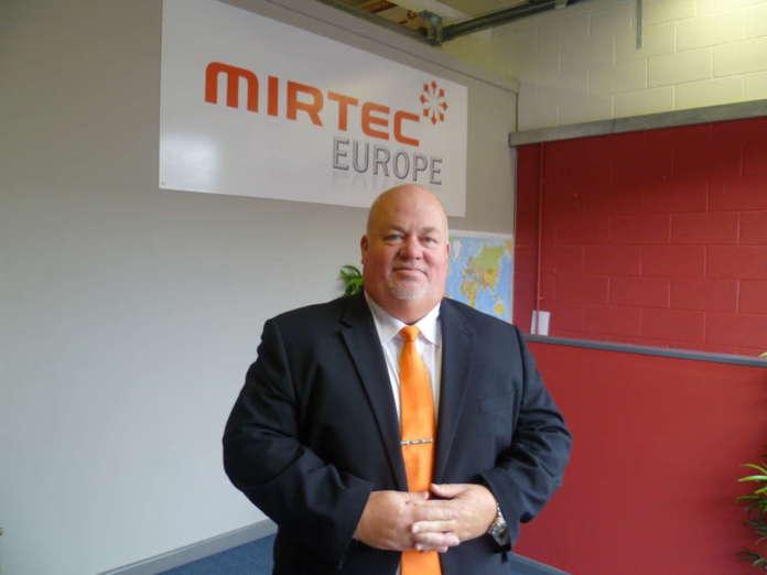 David Bennett, President of Mirtec Europe
