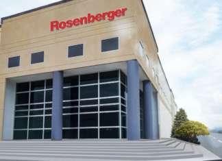 Vista esterna dell'impianto produttivo di Apodaca (Messico) di Rosenberger OSI