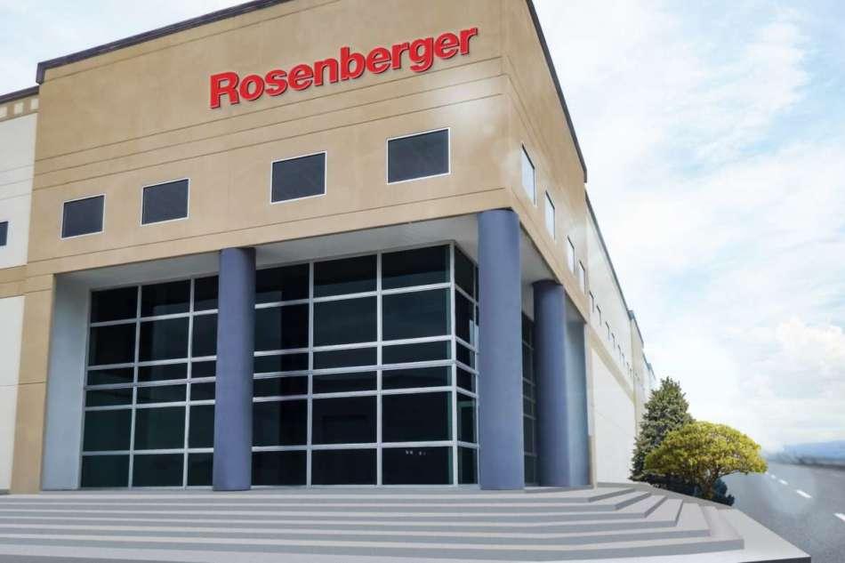 Rosenberger OSI : non c'è il due senza il tre