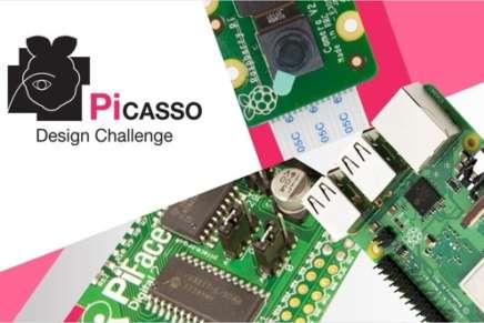 La Community element14 lancia la gara di progettazione Pi-Casso