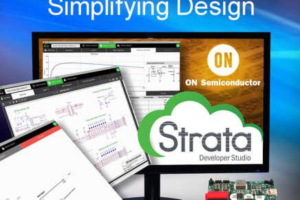 ON Semiconductor presenta il nuovo Strata Developer Studio basato su cloud