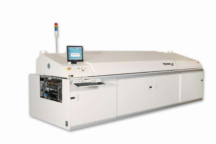BTU Pyramax 100A presentato a SMTConnect