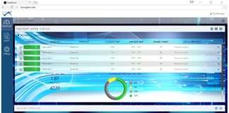 KIC RPI i4.0 Vantage-Dashboard