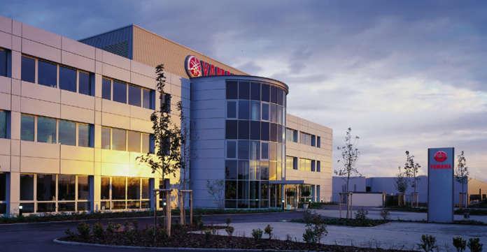 Nuovo ufficio di Yamaha FA Section a Neuss, Germania