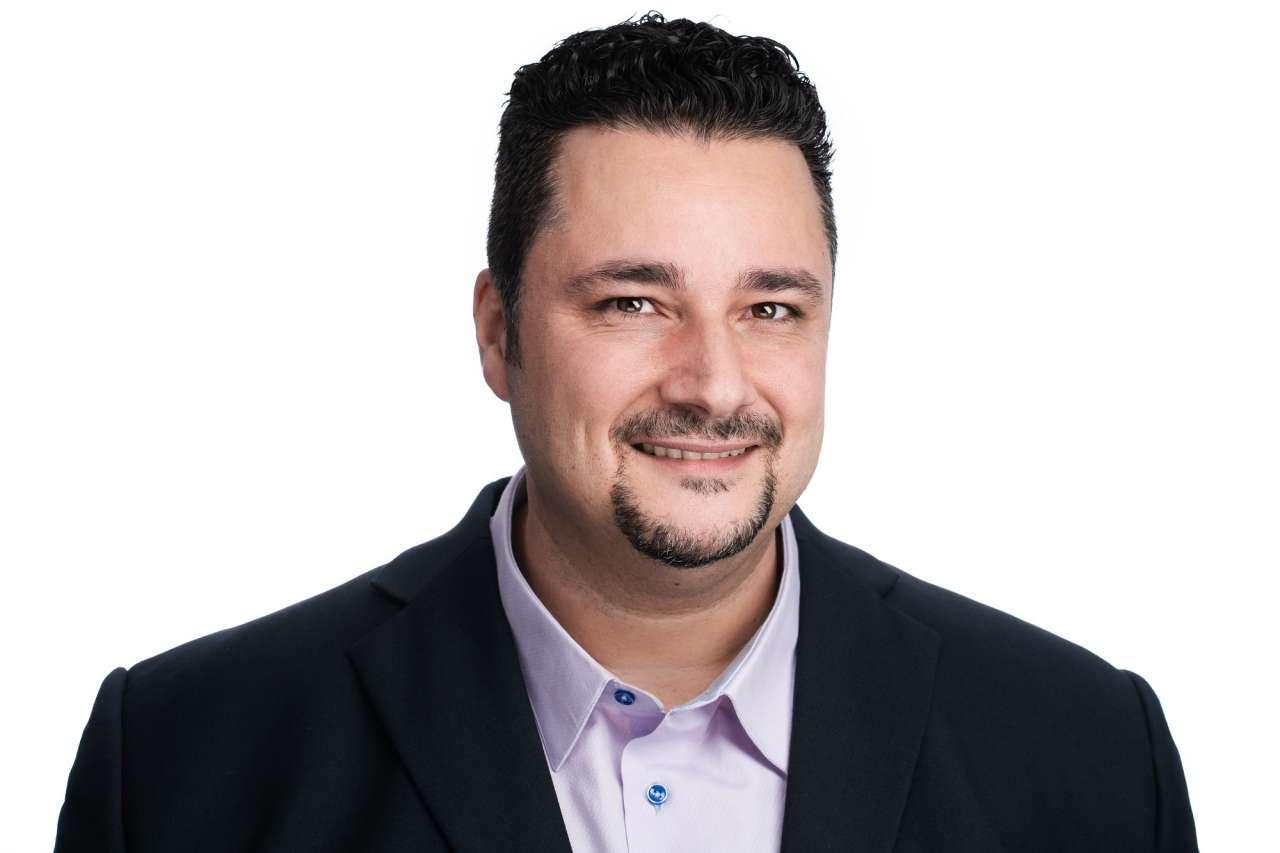 Nunzio Tosto, Direttore vendite e Site manager presso binder SWISS AG