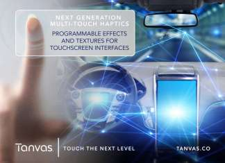 Tanvas Touch Technology