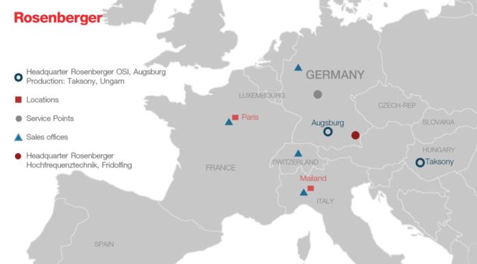 Resenberger OSI in Europa