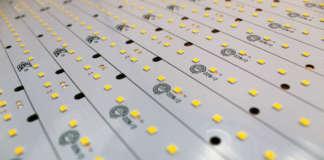 File di LED