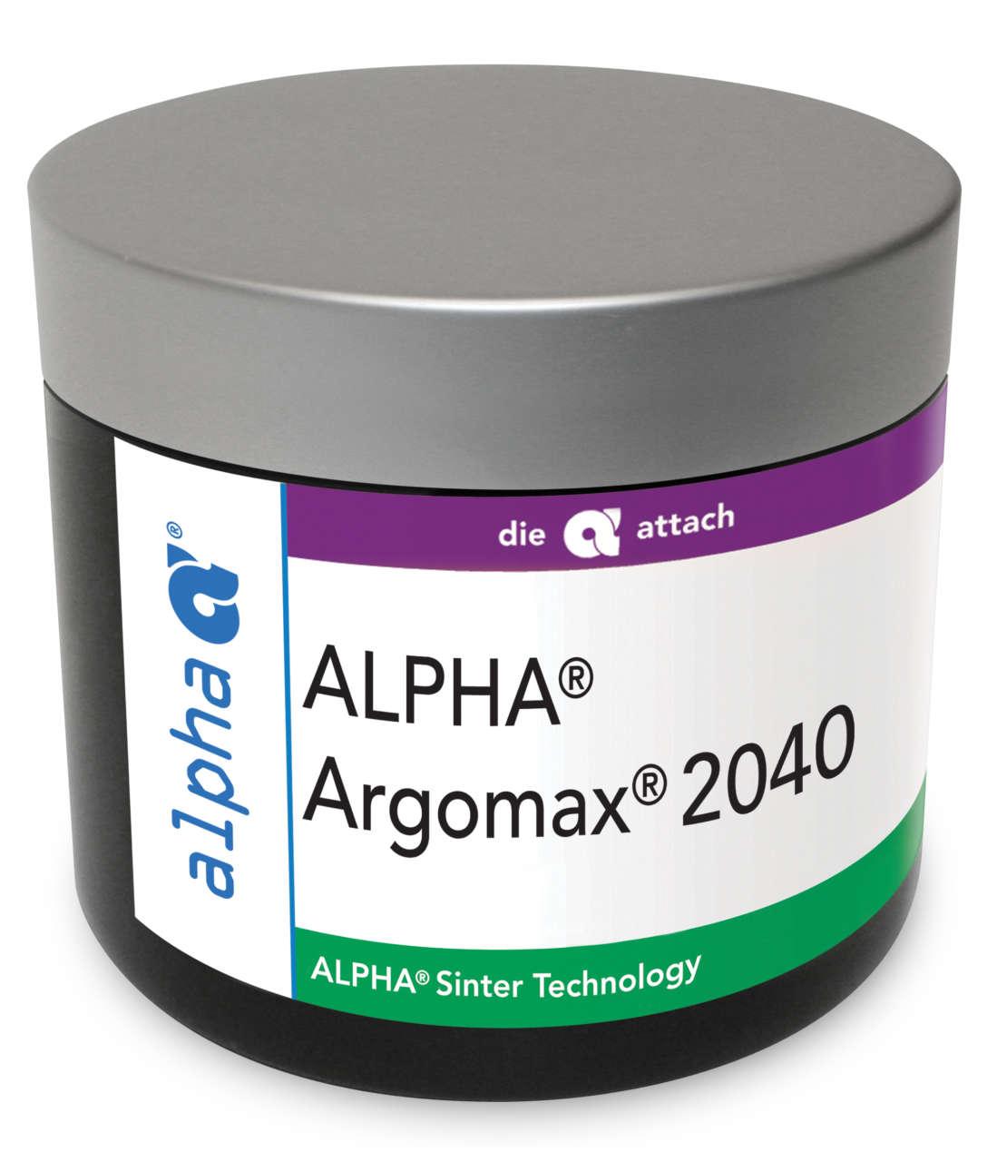 Argomax® serie 2000, in pasta