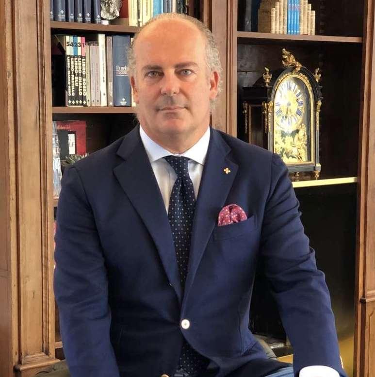 Ivo Alfonso Nardella, presidente di Senaf, Gruppo Tecniche Nuove