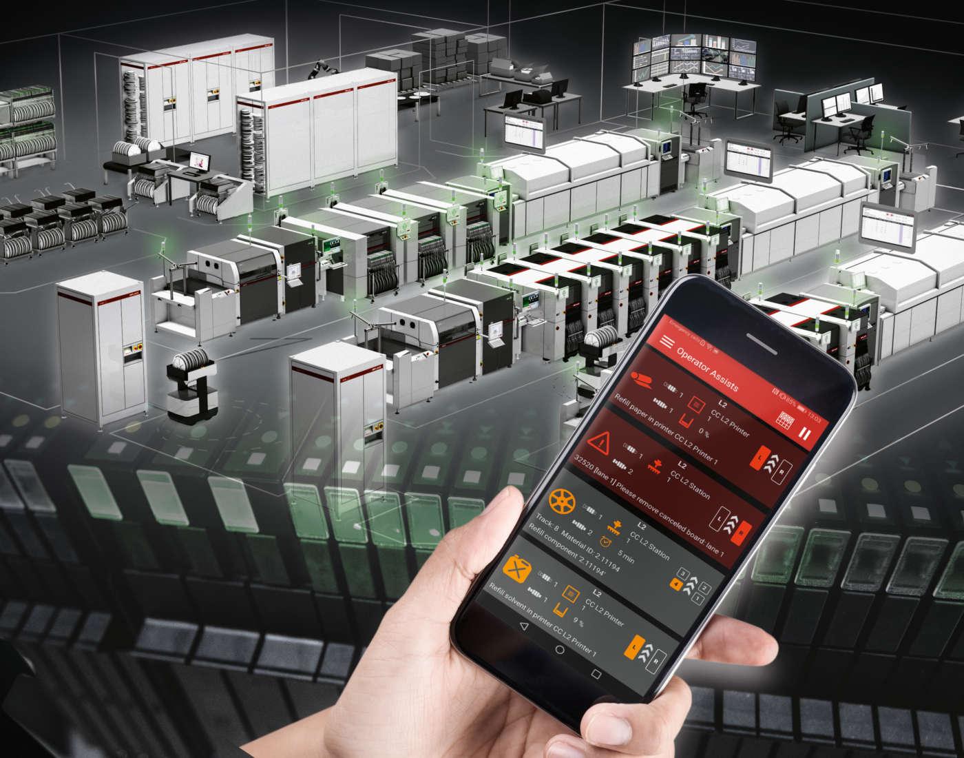 L'ASM Command Center automatizza la trasmissione di compiti e informazioni ai dipendenti. Rende le assegnazioni rigide un ricordo del passato, coordinando gli operatori in pool di lavoro intelligenti