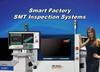 MIRTEC Smart Factory SMT Inspection Systems