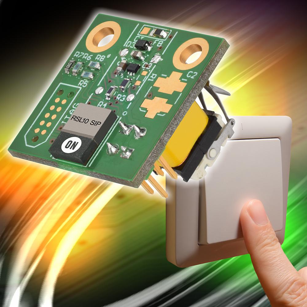 Interruttore BLE Sensori Onsemiconductor