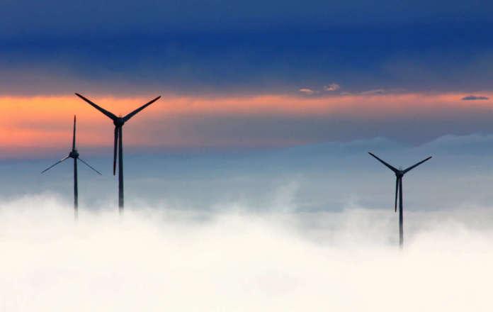 Turbine eolica sensori MEMS